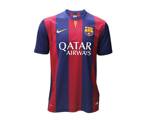 camiseta barça 1ª E REPLICA.TEMP. 2014-15