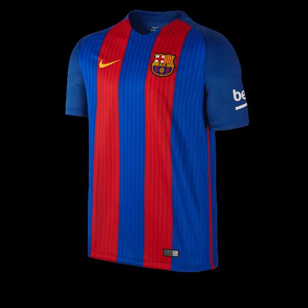 Equip Hombre Camiseta Nike 17 2016 1ª Barça Fxq0q4g