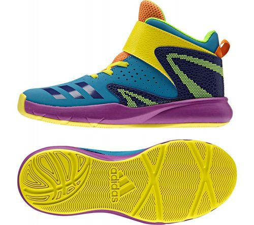 zapatilla adidas BB FUN 2 KIDS  BASQUET