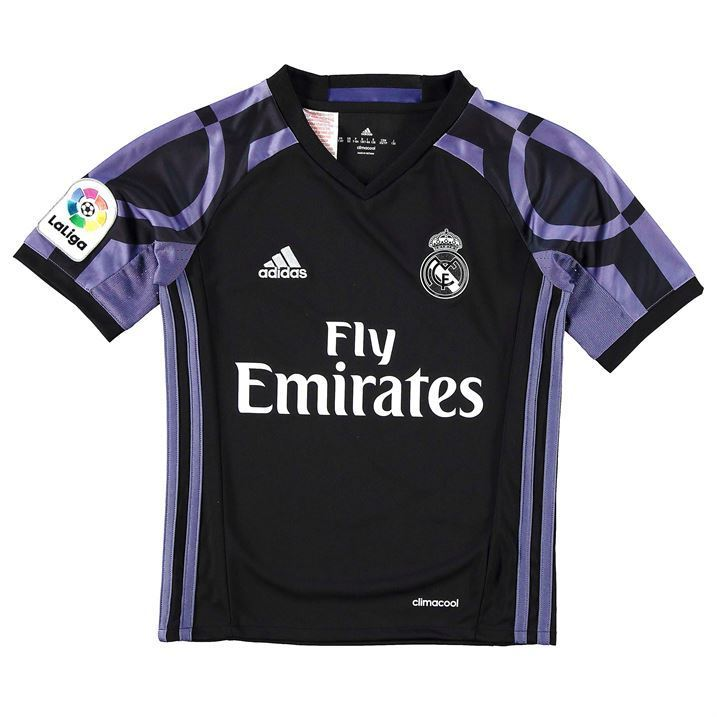 2016 2017 Real Madrid Adidas camiseta (Kids) Junior ai5143