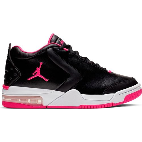 ZAPATILLA JORDAN BIG FUN GS NEGRO/ROSA